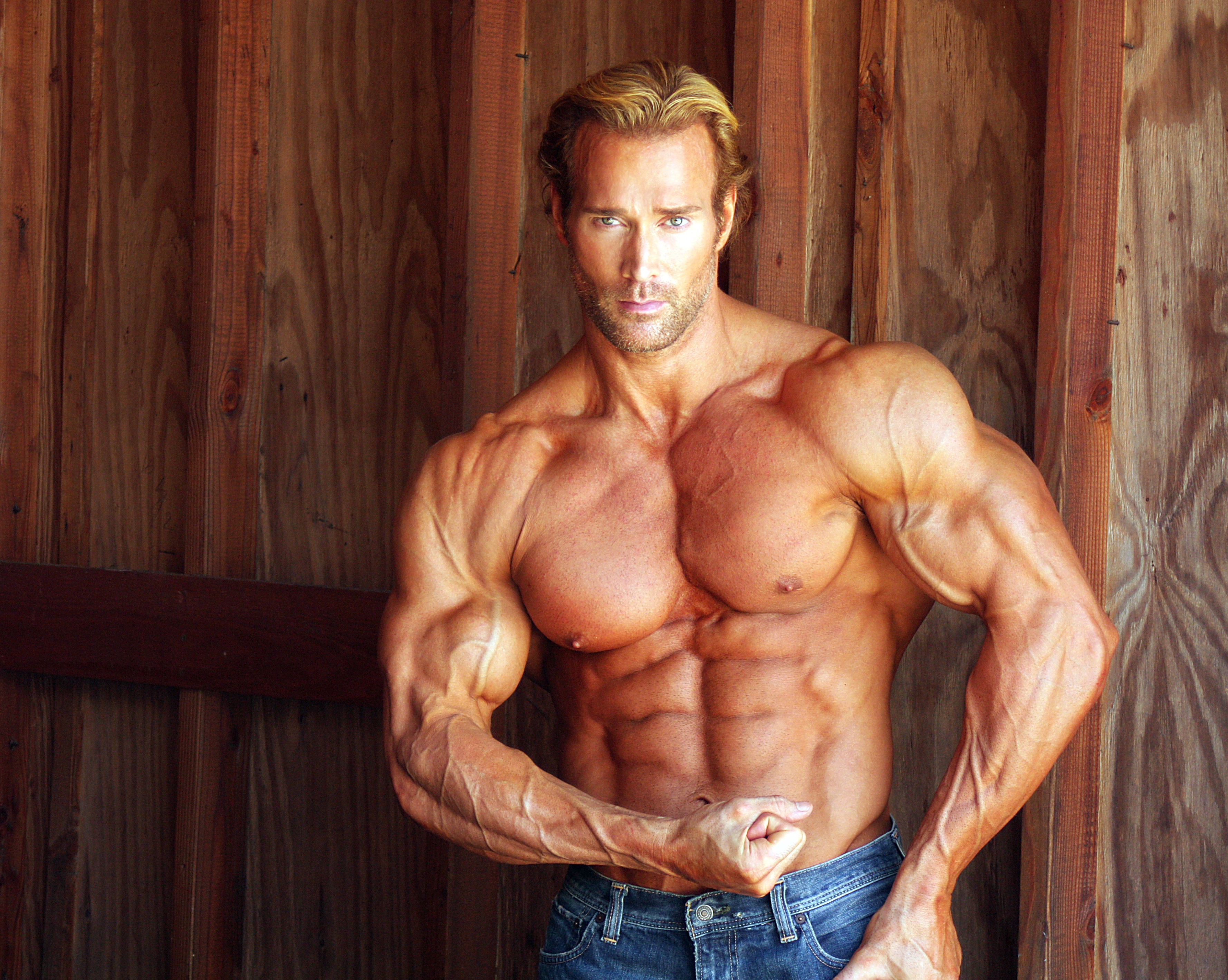 Mike O'hearn claims 21 inch arms natty - Bodybuilding.com